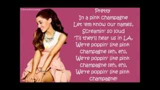 Repeat youtube video Pink Champagne - Ariana Grande (Studio Version with Lyrics)