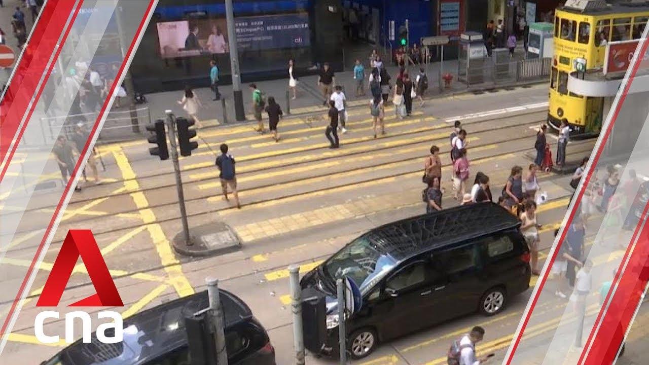 Hong Kong protests: Analysts warn of impact on Hong Kong's ...