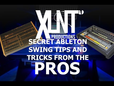 XLNT Tutorial - How To Groove Like The Greats (J Dilla, Neo Soul, Boom Bap) [FREE PRESETS]