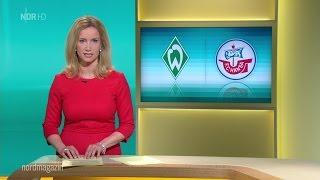Werder Bremen gegen Hansa Rostock - 34. Spieltag 16/17 - Nordmagazin