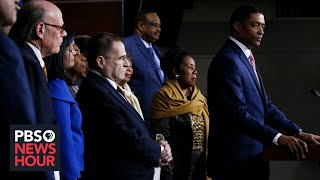 WATCH LIVE: Congressional Black Caucus holds press conference on July 1, 2020