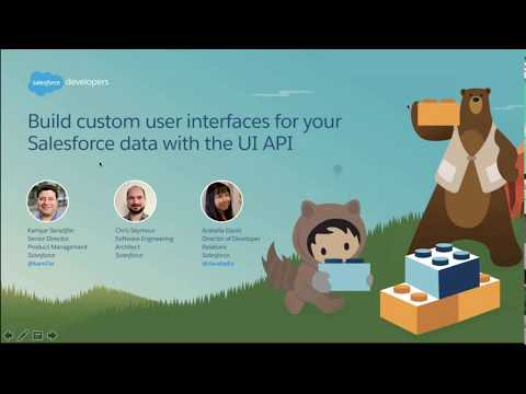 Build customer user interfaces with the UI API