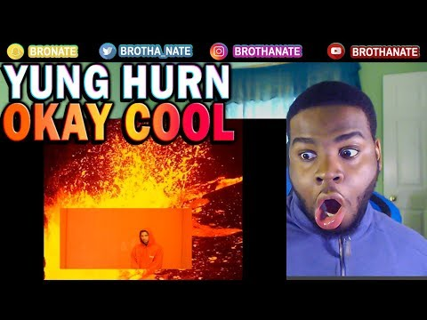 Yung Hurn - Ok Cool (Official Video) (prod. Stickle) REACTION!!