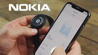 Обзор трекера Nokia Go!
