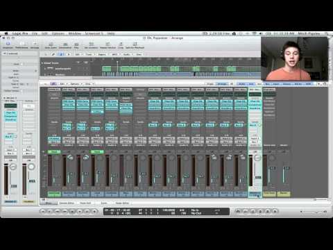 Logic Pro 9 Tutorial - Decibels & Loudness