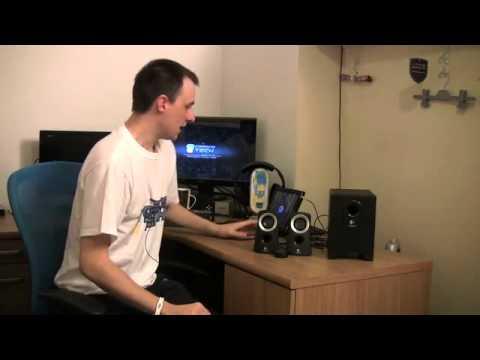 1f77760a9ec Review: Logitech Speaker System Z313 - YouTube