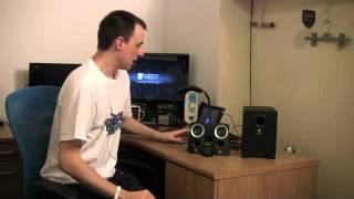 Review: Logitech Speaker System Z313
