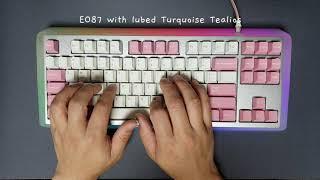 EO87 터키석 틸리오…