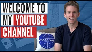Welcome to My New YouTube Channel | Ben Schlappig OMAAT