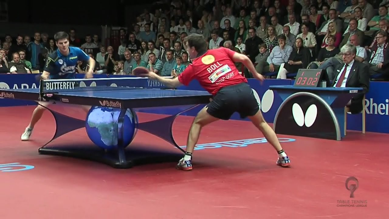Download FULL MATCH | Timo Boll vs Dimitrij Ovtcharov | Champions League