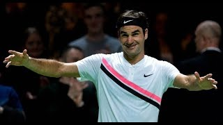 Best points between Roger Federer and Jack Sock in the 2018 Match for Africa 5