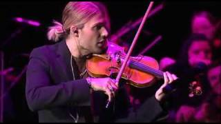 David Garrett - Brahms Hungarian Dance No 5