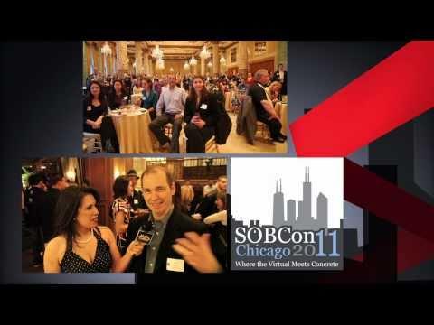 Social Media Club Chicago Cabaret with SOBCon