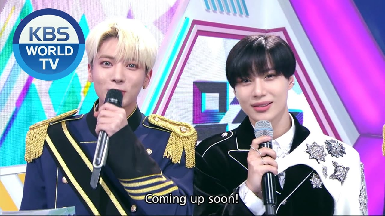 Special Comeback Interview with TAEMIN [Music Bank / ENG / 2020.11.13]