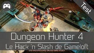 Test - Dungeon Hunter 4