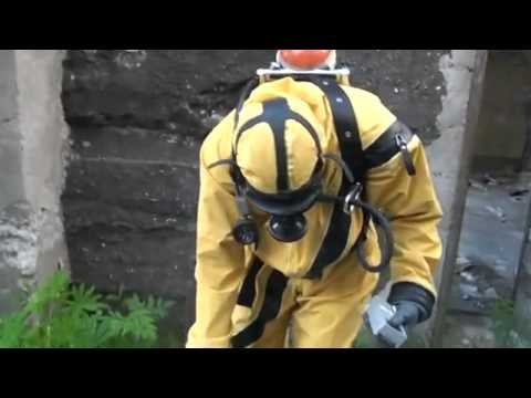 How Yellow Hazmat Suit Protective For Body