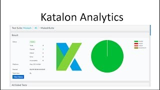 How to Integrate Katalon Analytics with Katalon Studio