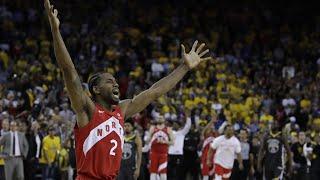 Raptors beat Warriors, capture first NBA title