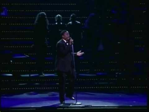 """I Want You Baby"" with Billy Porter DREAMGIRLS in Concert"
