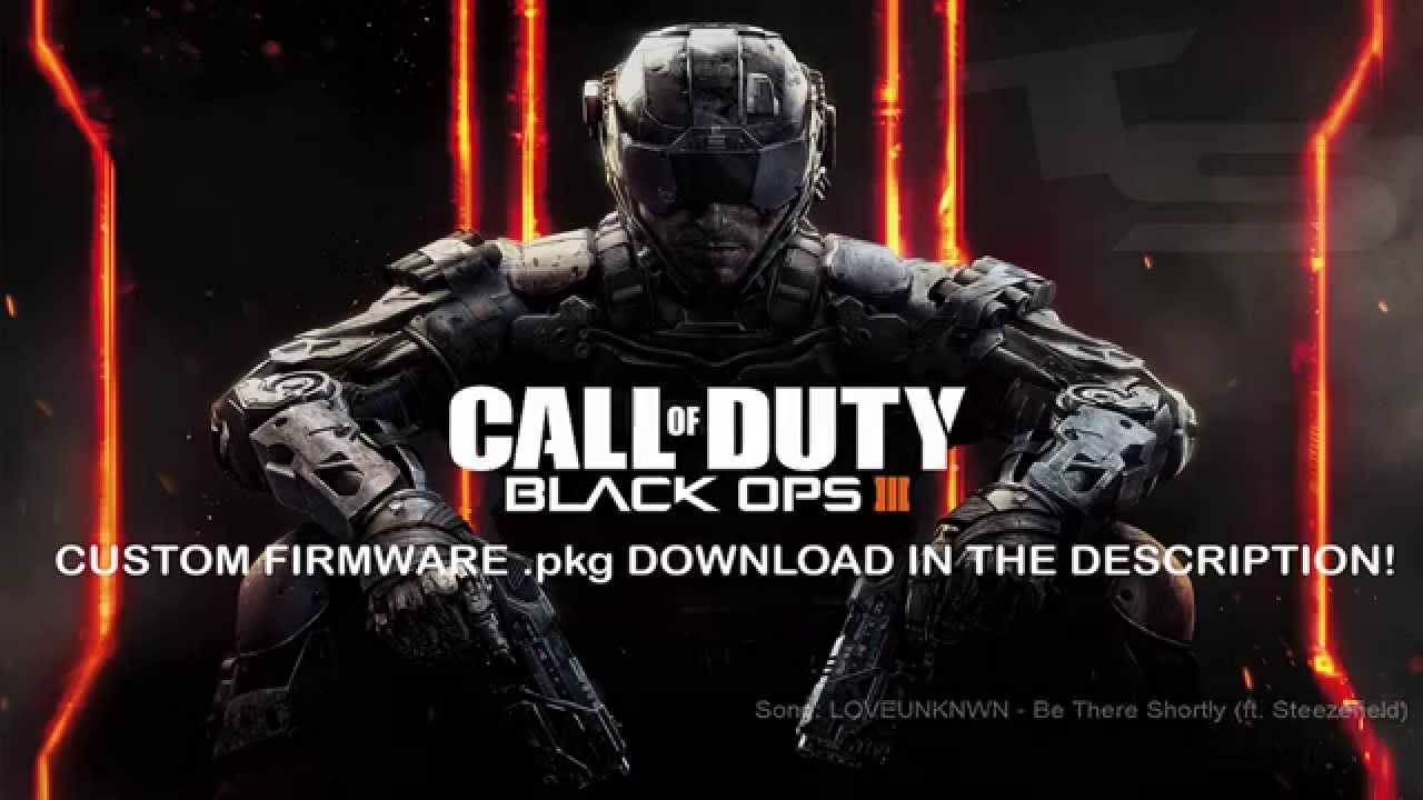 [PS3] Black Ops III FULL DOWNLOAD ( pkg file) *CUSTOM FIRMWARE ONLY!*