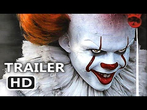 IT Official Trailer # 3 TEASER (2017) Clown, Horror Movie HD