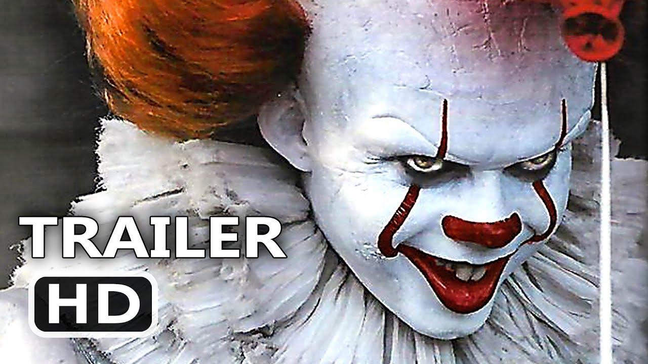 Film Pagliaccio 2020.It Official Trailer 3 Teaser 2017 Clown Horror Movie Hd Youtube