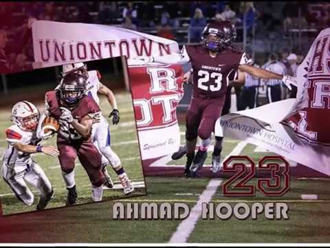 Ahmad Hooper #23 Sophomore Season- Uniontown High School