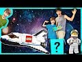 LEGO CITY Space Ship Mystery Box Challenge