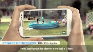 Samsung Galaxy SIII i9300 S3 Video Spot Commercial Demo Importcelco