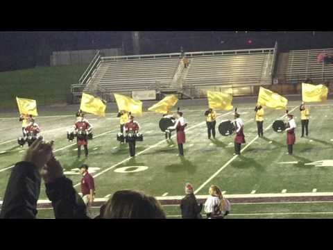 New Albany High School Marching Band Vs. Franklin Heights (Senior Night)
