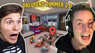 Hide and SEEK in PALUTENS WOHNUNG in FORTNITE ! (mit Paluten)