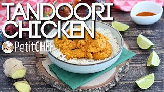 "Recipe ""Tandoori chicken"", Step by step, Petitchef.com"