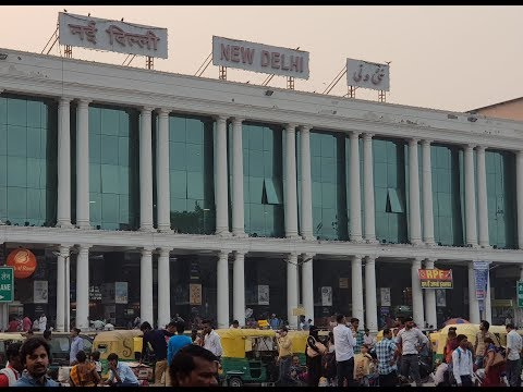 New Delhi railway station gets mechanised cleaning system