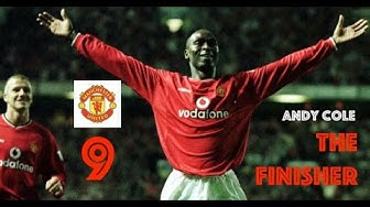 best goals of andy cole for manchester utd