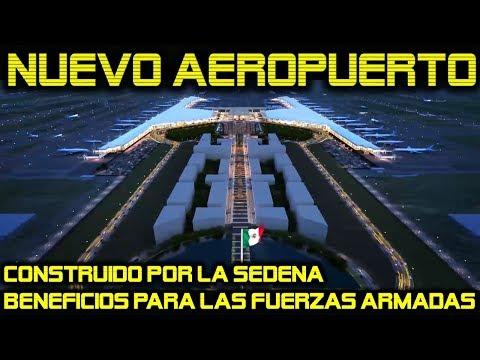 As ser el Aeropuerto en Santa Lucia 'General Felipe Angeles'