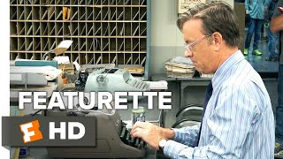 The Post Featurette - Tom Hanks as Ben Bradlee (2018) | Movieclips Coming Soon