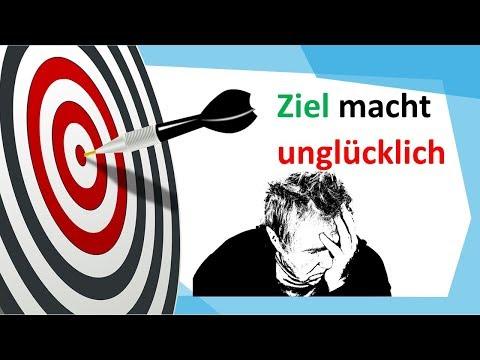 Falsches Ziel macht unglücklich!  # Vorsätze