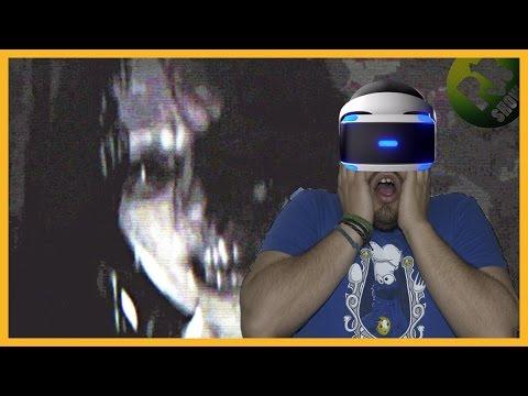 PLAYSTATION VR KITCHEN La realidad virtual ha llegado