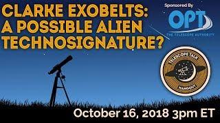Clarke Exobelts: A Possible Alien Technosignature? thumbnail