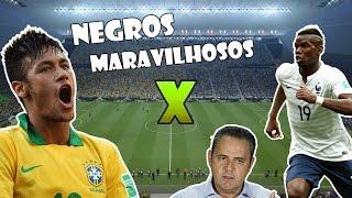 PES 2016 - Esses Negros Maravilhosos!!