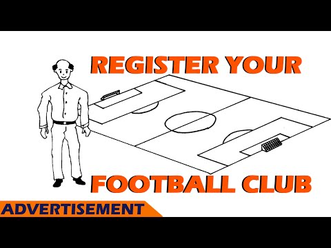 CRS STEP 1 - Register Your Football Club [ENGLISH]