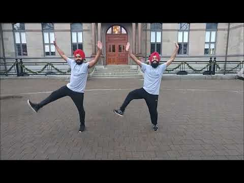 Heavyweight Bhangra || Halifax City Hall || Maritime Bhangra Group || Blood Cancer fight