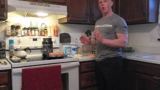 Cellucor Red Velvet Cupcakes With Cream Cheese Frosting