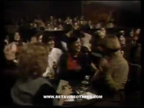 AN EVENING AT THE IMPROV 1981  SALLY KELLERMAN JIM CARREY ROBERT TOWNSEND WOR-TV 9