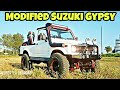 Modified Suzuki Gypsy Into Complete Off Roader By The Transporter OffRoad
