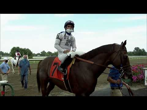 video thumbnail for MONMOUTH PARK 07-17-20 RACE 2