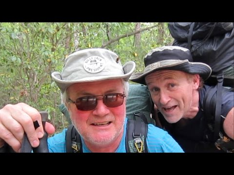 Foothills Trail Thru-Hike with the Hickery Brothers Part 1