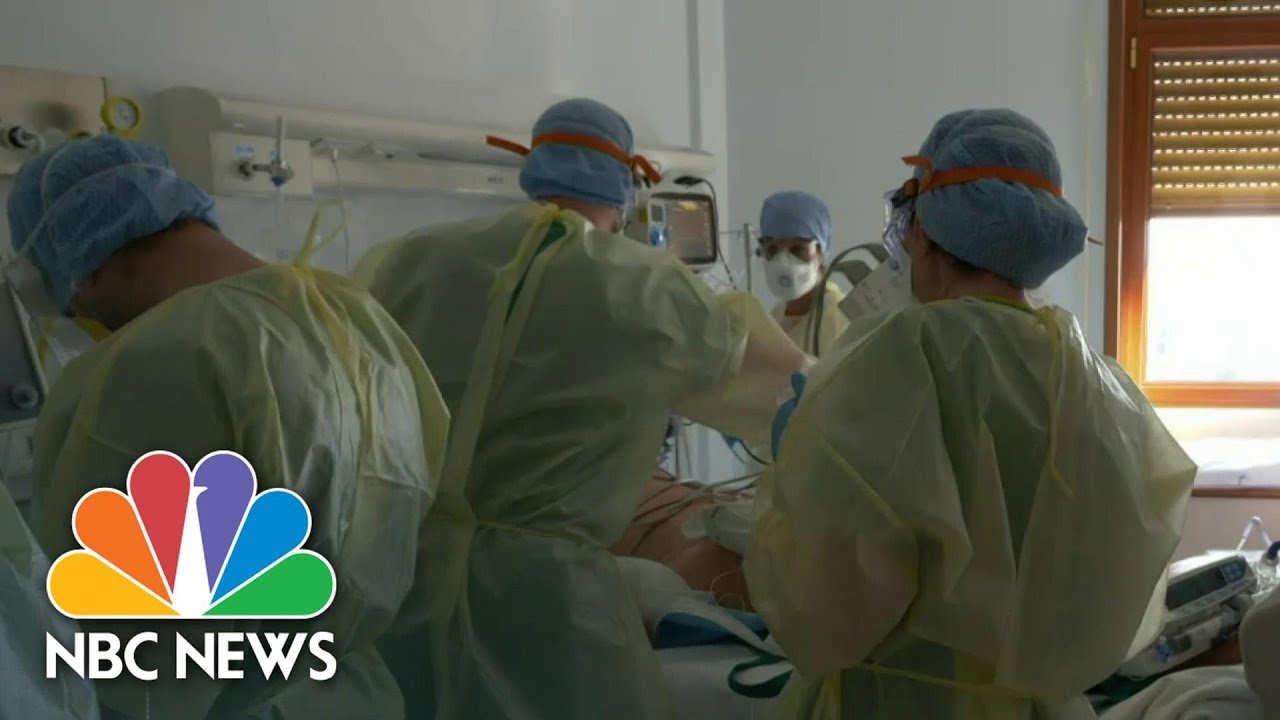 Italy Overtakes China In Coronavirus-Related Deaths | NBC Nightly News