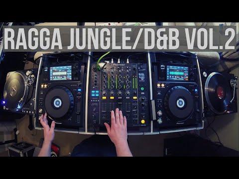 Ragga Jungle/Ragga Drum & Bass Mix [#2] - 2017 streaming vf