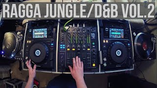 Ragga Jungle/Drum & Bass Mix Vol.2 - 2017